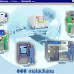 低温甲醛蒸汽灭菌器Matachana