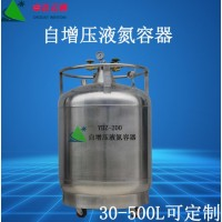 低温设备自增压液氮储运罐