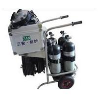强制电动送风长管空气呼吸器多人用