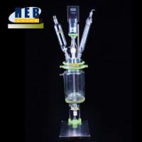 双层玻璃反应釜HEB-1L