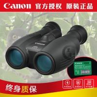 现货供应 日本佳能10x32 IS军用望远镜防抖稳像仪