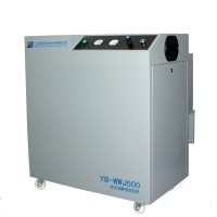 批发无油空压机YB-WWJ500干燥机一体机静音空压机