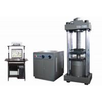 YAD微机控制电液伺服压力试验机