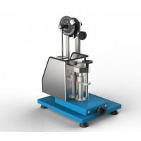 新逻辑玻璃包装予值式摆锤冲击试验机