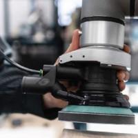 轨道式打磨套件 机器人夹持器 末端执行器