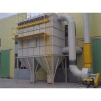 家具厂粉末集尘箱高温脉冲布袋吸尘环保设备中央除尘设备