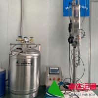果汁饮料液氮加注机