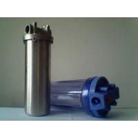 不锈钢精密单芯过滤器