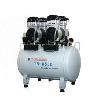 上海低噪音无油空压机,勇霸静音空压机YB-W500
