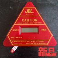 防震新款25g50g贴标签冲击时间指示器SHOCKTIMER
