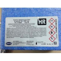 美国哈希COD低量程试剂2415825-CN