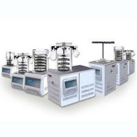 实验室真空冷冻干燥机 实验室冻干机