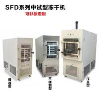 中型真空冷冻干燥机 中试冻干机