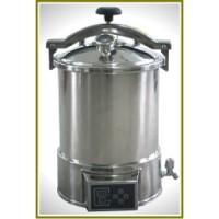 24L手提式蒸汽灭菌器YX-24HDD