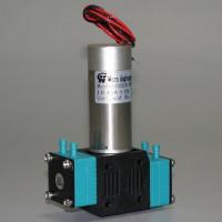 直流低压12V24V微型隔膜泵液体泵
